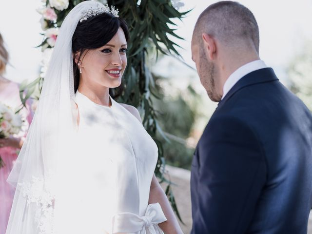 La boda de Alisa y Marc en Castelldefels, Barcelona 62