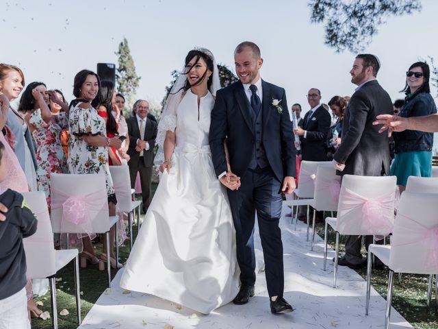 La boda de Alisa y Marc en Castelldefels, Barcelona 77