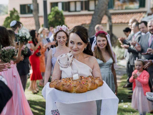La boda de Alisa y Marc en Castelldefels, Barcelona 78