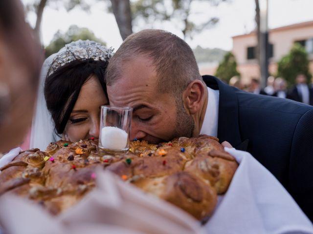 La boda de Alisa y Marc en Castelldefels, Barcelona 79