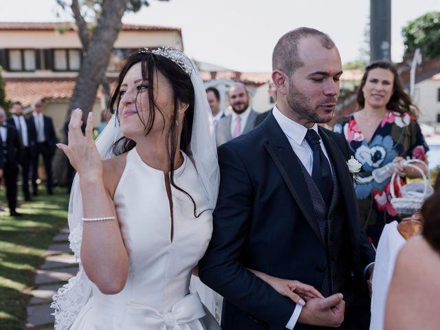 La boda de Alisa y Marc en Castelldefels, Barcelona 81