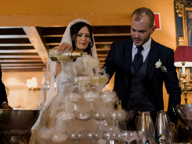 La boda de Alisa y Marc en Castelldefels, Barcelona 84