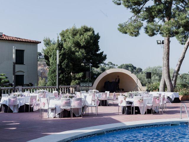 La boda de Alisa y Marc en Castelldefels, Barcelona 89