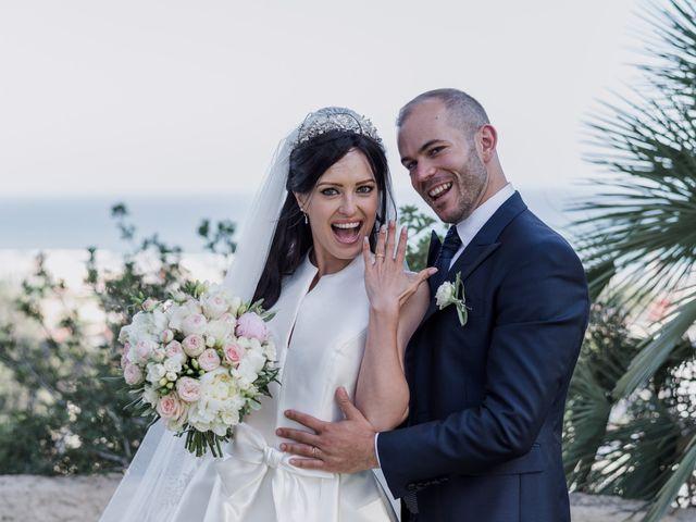 La boda de Alisa y Marc en Castelldefels, Barcelona 92