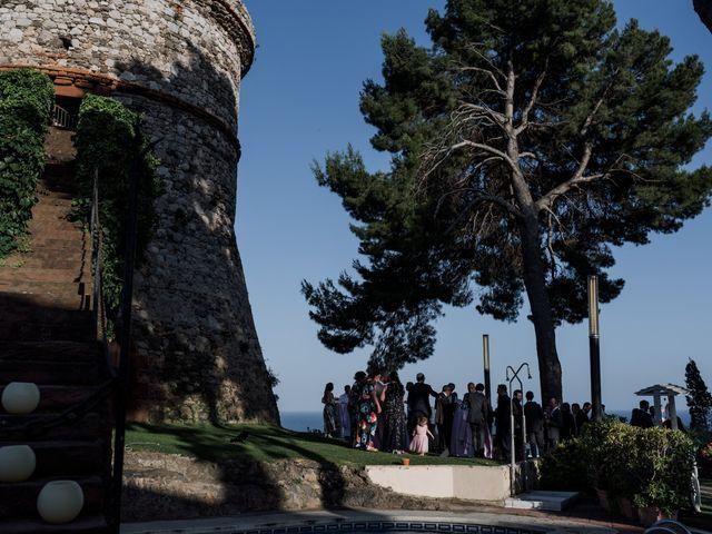 La boda de Alisa y Marc en Castelldefels, Barcelona 100