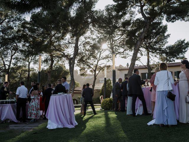 La boda de Alisa y Marc en Castelldefels, Barcelona 101