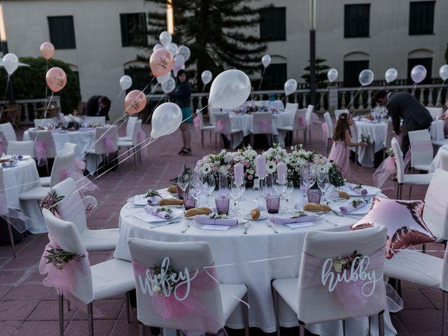 La boda de Alisa y Marc en Castelldefels, Barcelona 107