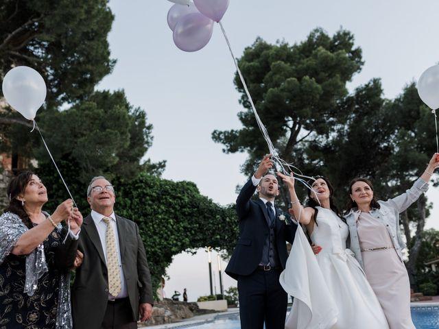 La boda de Alisa y Marc en Castelldefels, Barcelona 109
