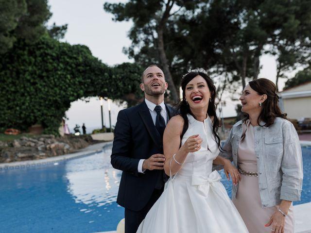 La boda de Alisa y Marc en Castelldefels, Barcelona 110