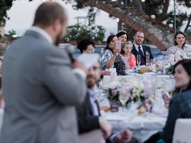 La boda de Alisa y Marc en Castelldefels, Barcelona 111