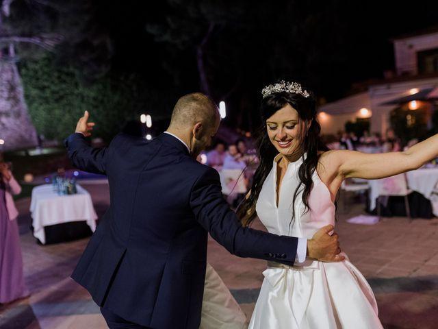 La boda de Alisa y Marc en Castelldefels, Barcelona 113
