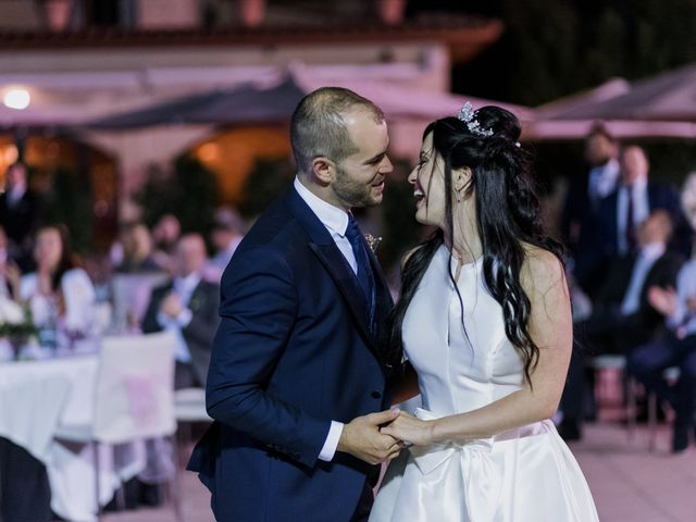 La boda de Alisa y Marc en Castelldefels, Barcelona 115