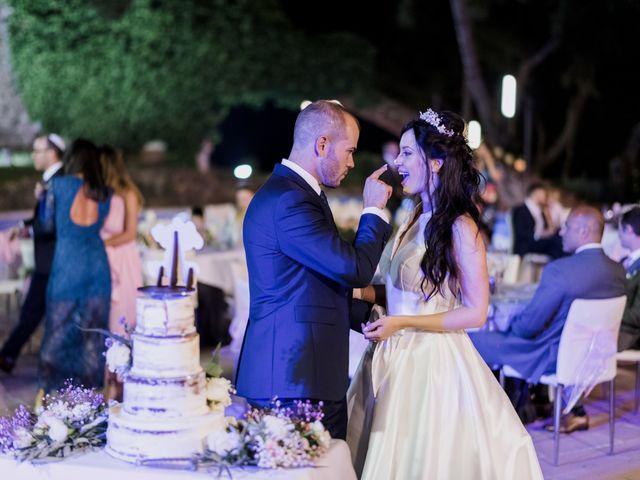 La boda de Alisa y Marc en Castelldefels, Barcelona 118