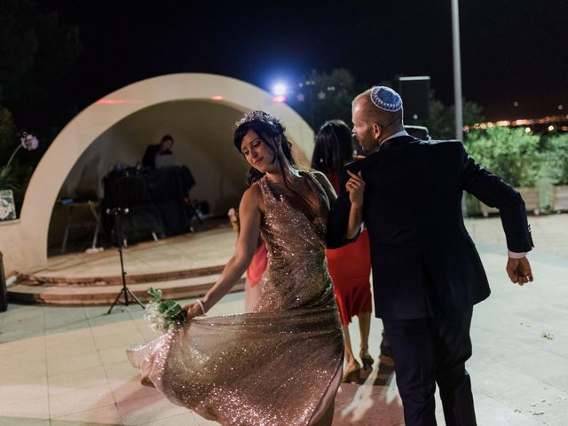 La boda de Alisa y Marc en Castelldefels, Barcelona 121