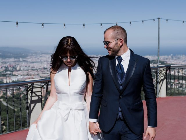 La boda de Alisa y Marc en Castelldefels, Barcelona 124