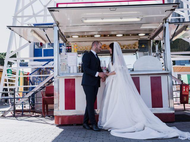 La boda de Alisa y Marc en Castelldefels, Barcelona 131