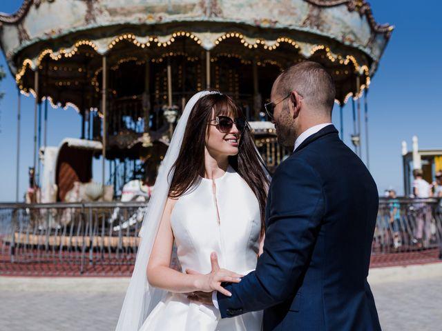 La boda de Alisa y Marc en Castelldefels, Barcelona 132