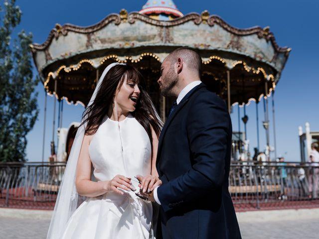 La boda de Alisa y Marc en Castelldefels, Barcelona 133