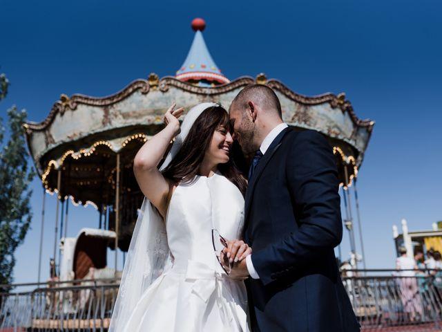 La boda de Alisa y Marc en Castelldefels, Barcelona 134