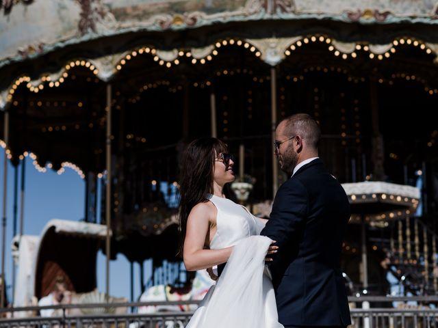 La boda de Alisa y Marc en Castelldefels, Barcelona 138