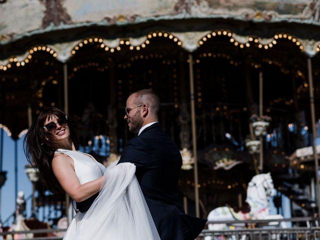 La boda de Alisa y Marc en Castelldefels, Barcelona 139