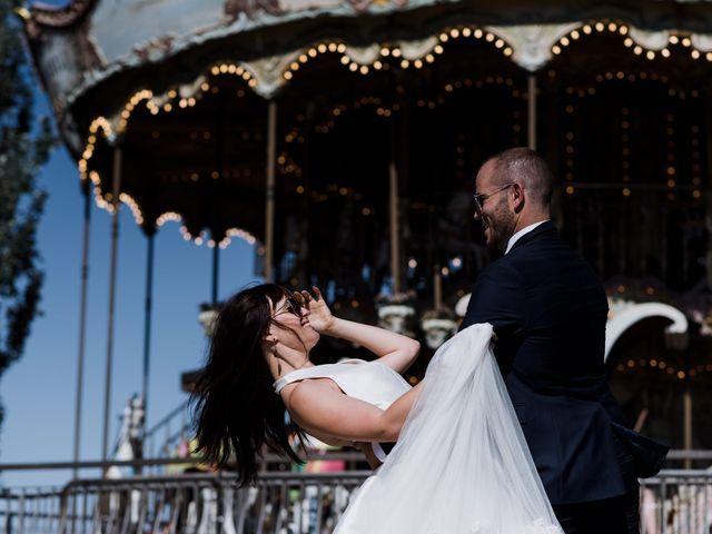 La boda de Alisa y Marc en Castelldefels, Barcelona 140