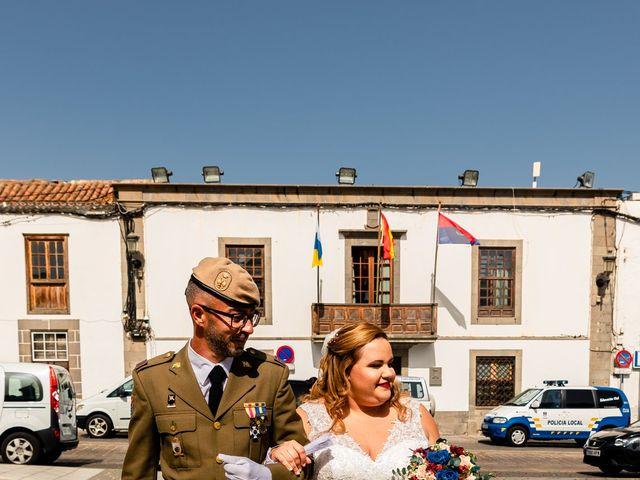 La boda de Adoney y Tania en Aguimes, Las Palmas 13