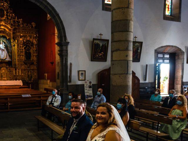 La boda de Adoney y Tania en Aguimes, Las Palmas 15