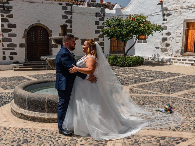 La boda de Adoney y Tania en Aguimes, Las Palmas 23