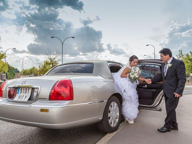 La boda de Jonny y Carolina en Guadalajara, Guadalajara 11
