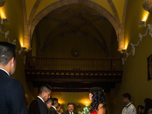 La boda de Jonny y Carolina en Guadalajara, Guadalajara 12