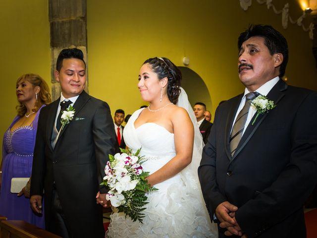 La boda de Jonny y Carolina en Guadalajara, Guadalajara 13