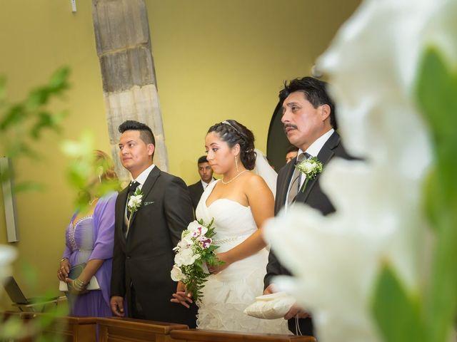 La boda de Jonny y Carolina en Guadalajara, Guadalajara 16