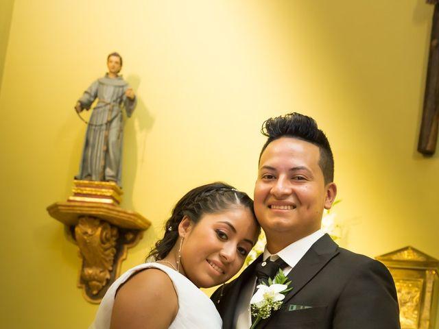 La boda de Jonny y Carolina en Guadalajara, Guadalajara 17