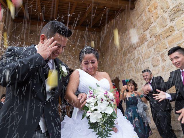 La boda de Jonny y Carolina en Guadalajara, Guadalajara 20