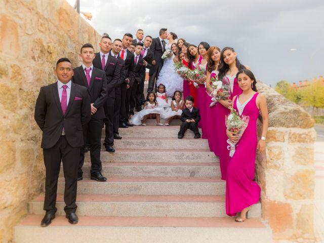 La boda de Jonny y Carolina en Guadalajara, Guadalajara 21