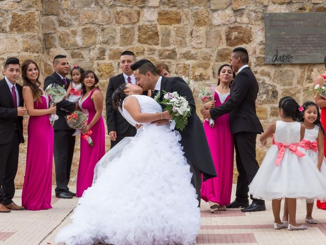 La boda de Jonny y Carolina en Guadalajara, Guadalajara 23