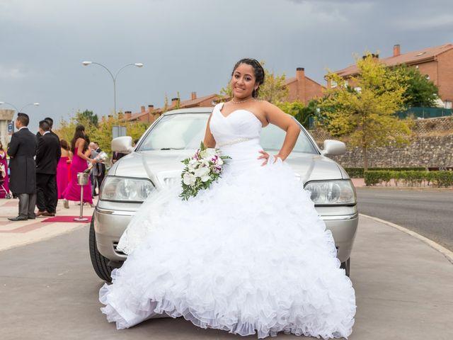 La boda de Jonny y Carolina en Guadalajara, Guadalajara 24