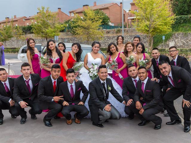 La boda de Jonny y Carolina en Guadalajara, Guadalajara 26