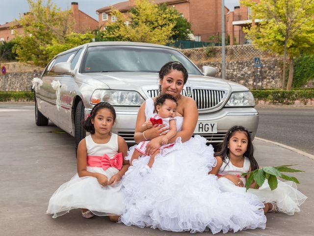 La boda de Jonny y Carolina en Guadalajara, Guadalajara 28