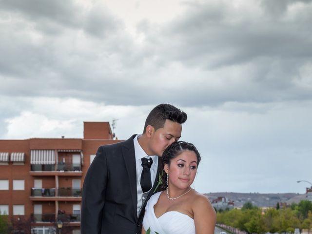 La boda de Jonny y Carolina en Guadalajara, Guadalajara 30