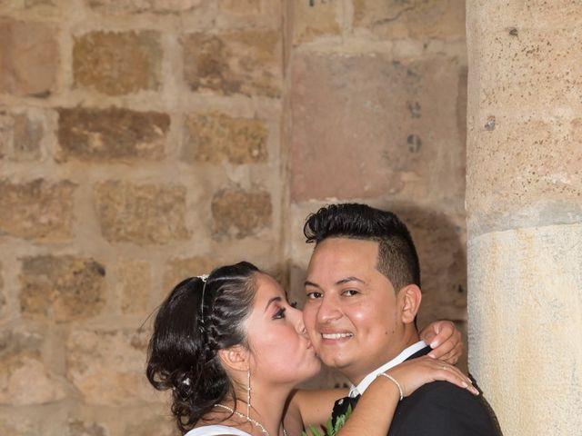 La boda de Jonny y Carolina en Guadalajara, Guadalajara 32