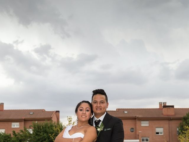 La boda de Jonny y Carolina en Guadalajara, Guadalajara 35
