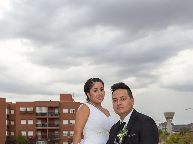 La boda de Jonny y Carolina en Guadalajara, Guadalajara 37