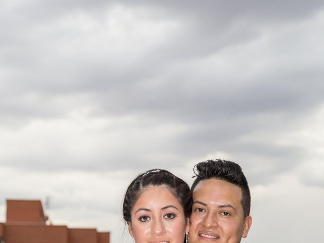 La boda de Jonny y Carolina en Guadalajara, Guadalajara 38