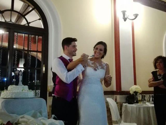 La boda de Joaquín  y Angela  en Carmona, Sevilla 2