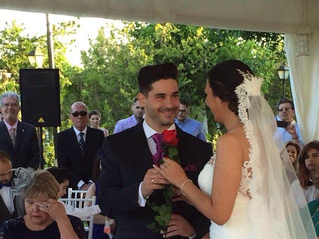 La boda de Joaquín  y Angela  en Carmona, Sevilla 3