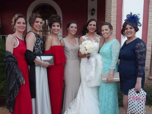 La boda de Joaquín  y Angela  en Carmona, Sevilla 5