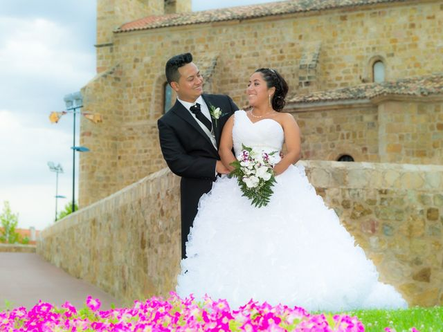 La boda de Jonny y Carolina en Guadalajara, Guadalajara 39