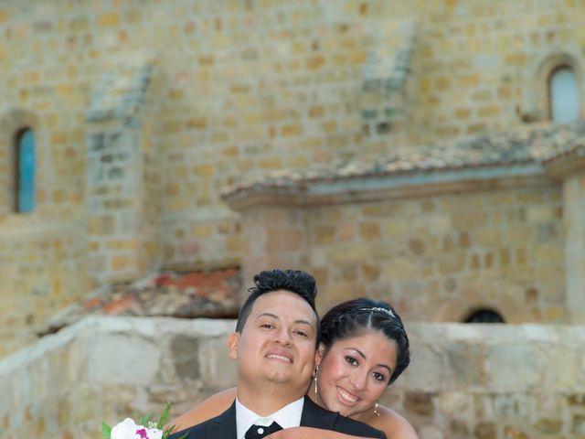 La boda de Jonny y Carolina en Guadalajara, Guadalajara 40